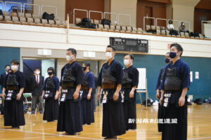 第76回 国民体育大会(成年男女)新潟県予選会